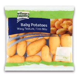 Baby Potatoes 750g