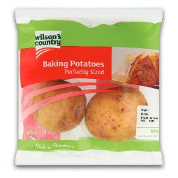Baking Potatoes 4 pack