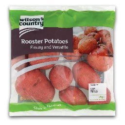 Rooster Potatoes 2kg