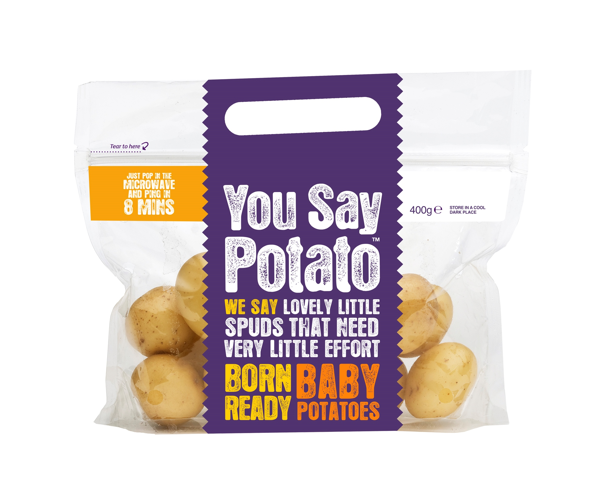 You Say Potato brand is born